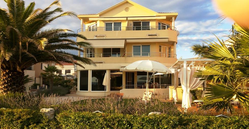Wohnung direkt am Strand und Meerblick