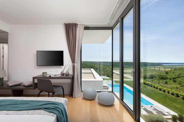 Neue Luxusvilla in Istrien