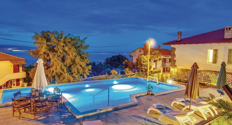 Haus mit Pool und Meerblick in Kroatien kaufen