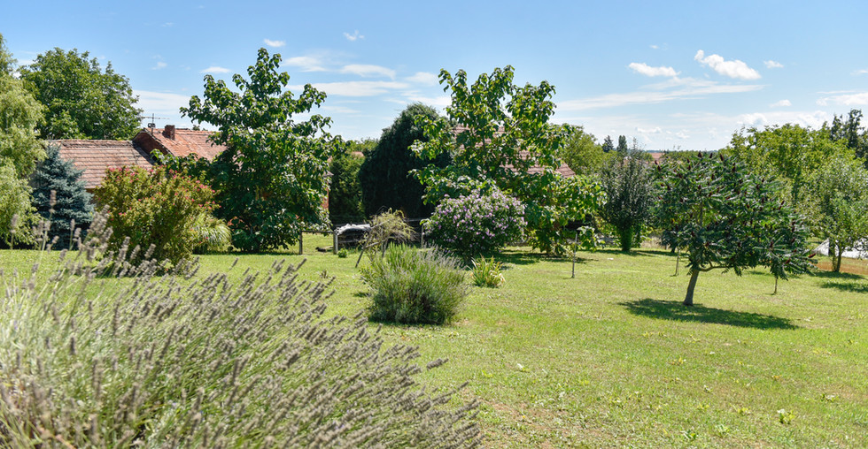 Haus mit zwei Nebengebäuden auf großen Grundstück in Kroatien kaufen