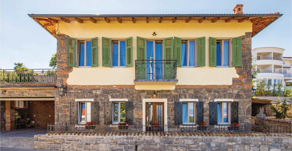 Steinhaus in Icici bei Opatija zu kaufen
