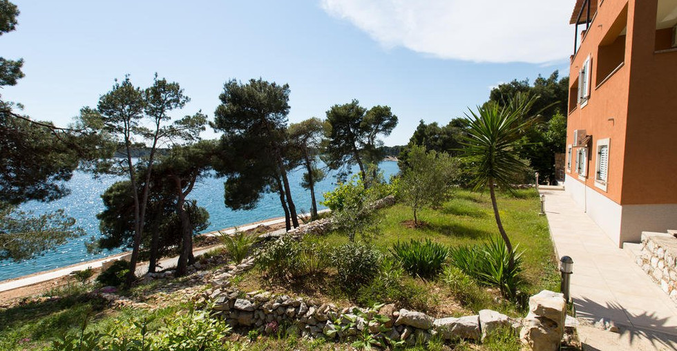 Villa mit Meerblick in Mali Losinj Kroatien kaufen