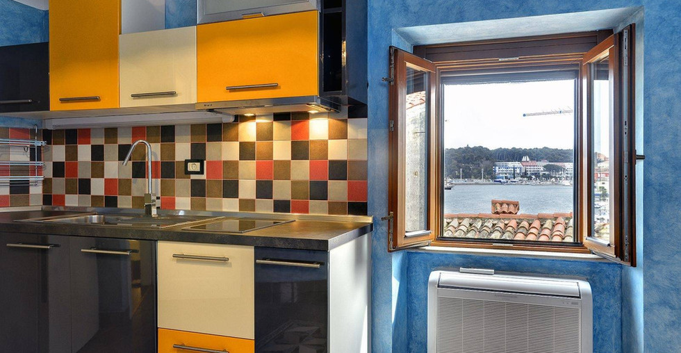 Haus mit Meerblick im Herzen von Rovinj zum Kauf