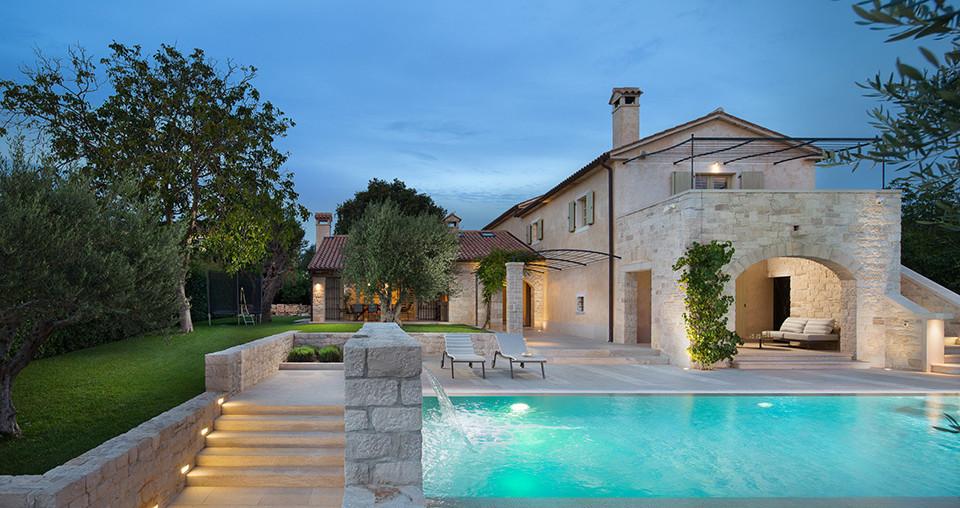 Luxus Steinhaus in Kroatien kaufen