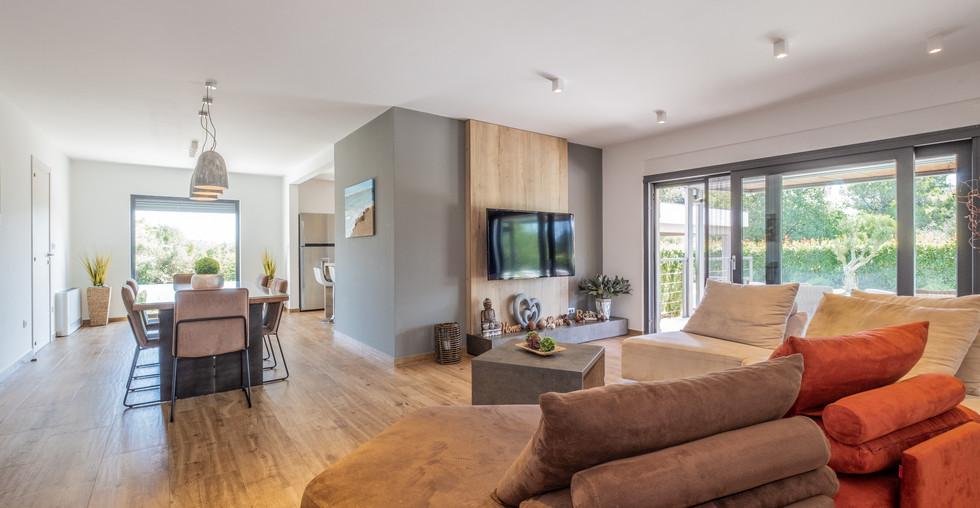 Modernes Haus in Strandnähe in Medulin Kroatien zum kaufen