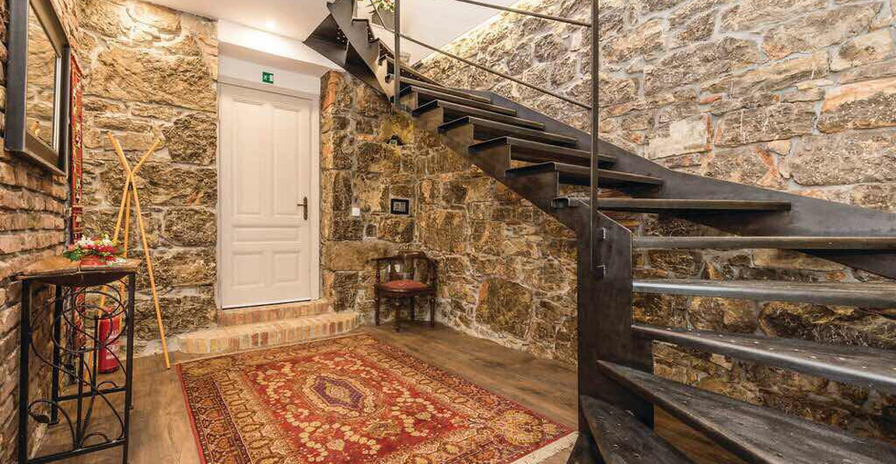 Sehr schönes Steinhaus mit Pool an der Adria in Kroatien kaufen
