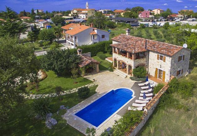 Steinhaus in Baderna Istrien kaufen