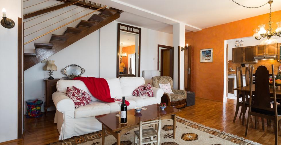 Haus in Kroatien mit Pool und Meerblick in Kroatien kaufen