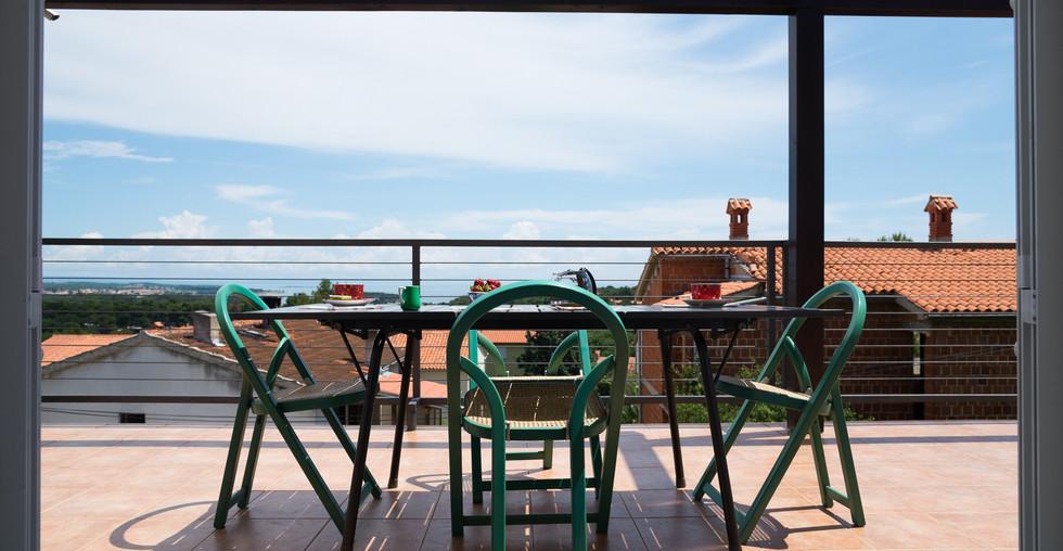 Ferienhaus mit schönen Meerblick in Premantura Istrien zum kaufen