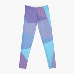 Funky Geometric Angular Leggings