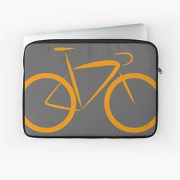 Bike Laptop Case