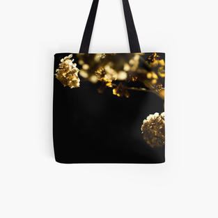 Flowers in the Night Tote Bag