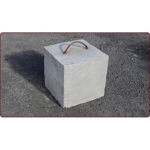 Concrete Ballast 0.5t  500sq