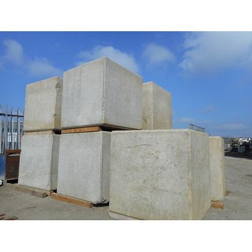 Concrete Ballast 2t 1m