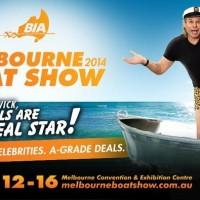 MELBOURNE BOAT SHOW 2014