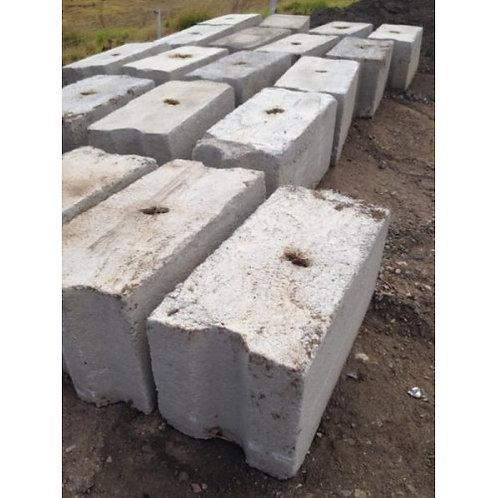Concrete Ballast 1t  750sq