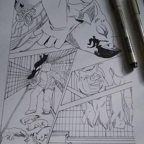 Original Art (Coming Soon)