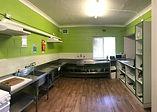 Batemans Bay Holiday Park YHA Batemans Bay kitchen.JPG