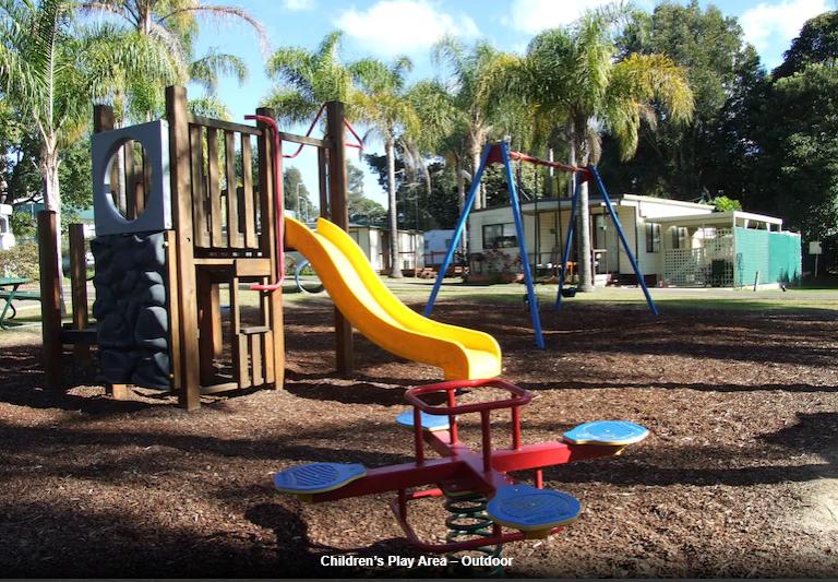 Batemans Bay Holiday Park playground