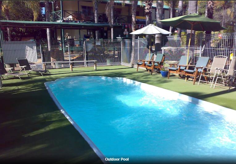 Batemans Bay Holiday Park  swimming pool