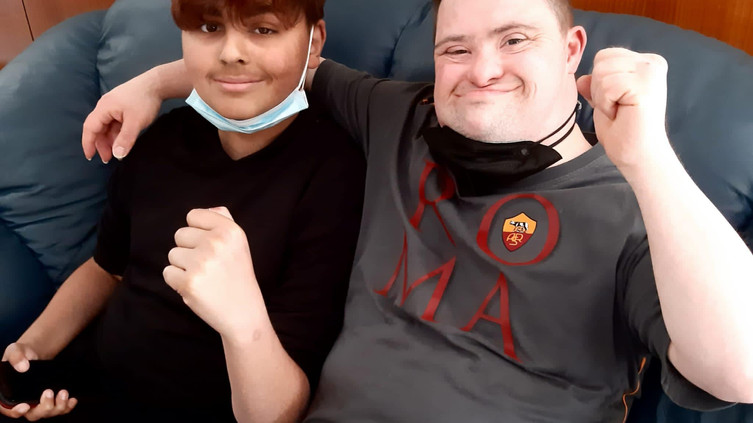 Due ragazzi speciali