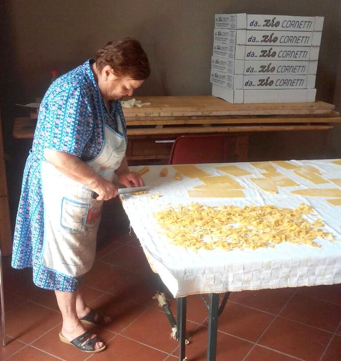 """La genuina solidarietà """"fatta in casa"""" della comunità di Gorga"""