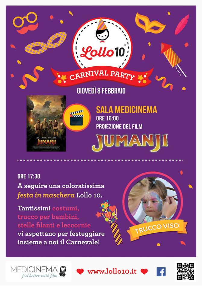 Carnevale al Gemelli! 😜🎭🎉