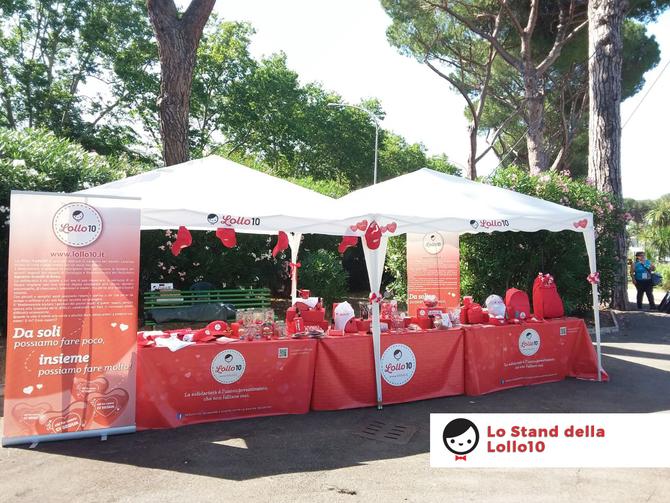 La Lollo 10 in trasferta al Foro Italico ospite della Sette Colli di Nuoto