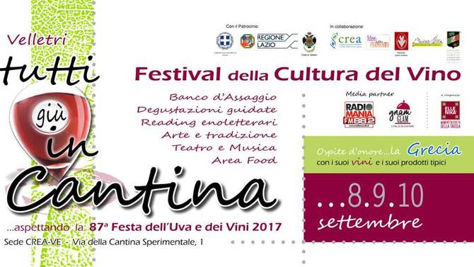 Festival della Cultura del Vino