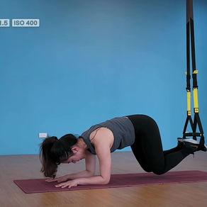 【健身期課】TRX全身性抗阻力訓練