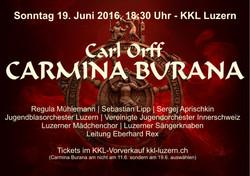 2016 - Flyer Carmina Burana VJI-1