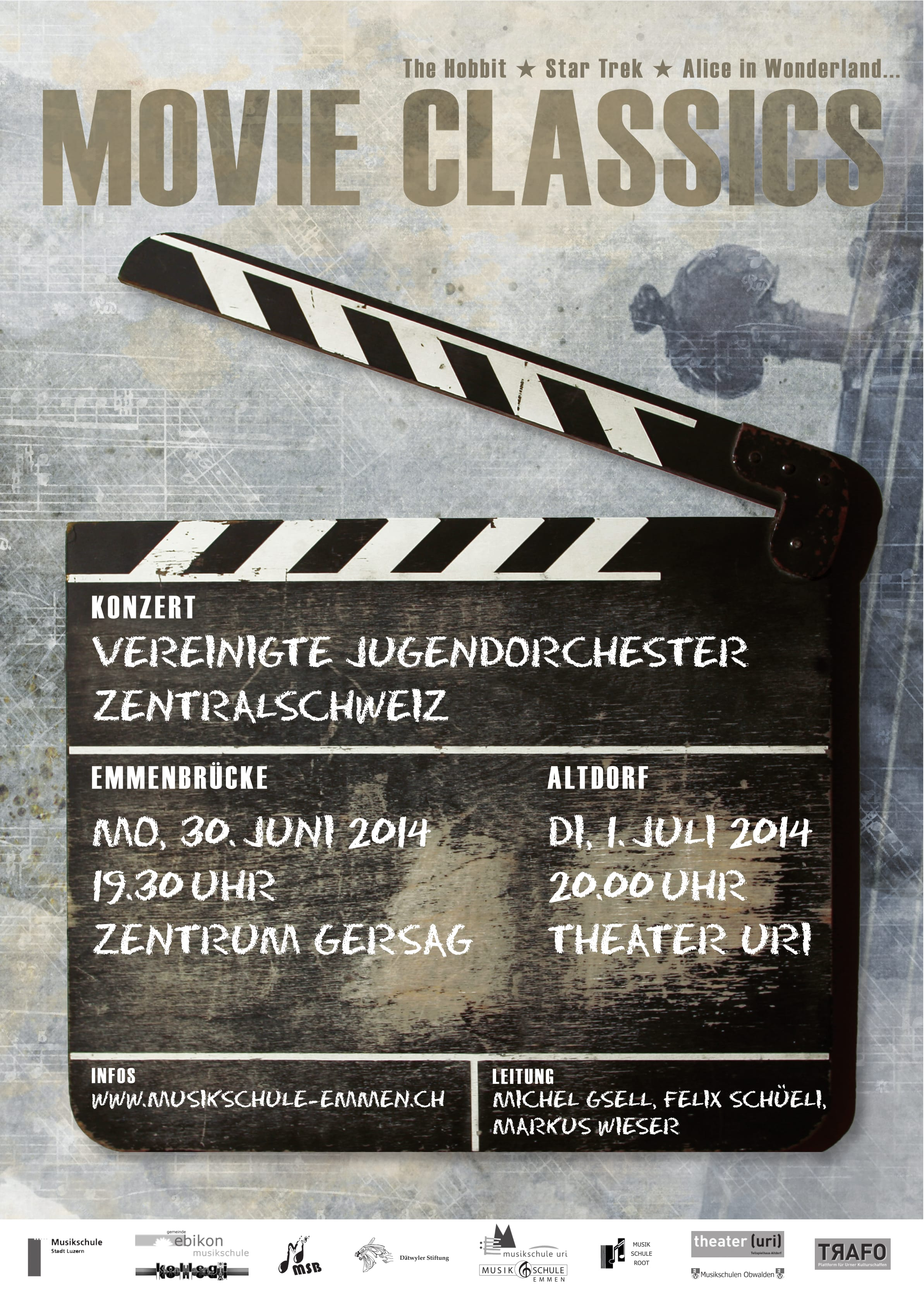2014 - Plakat MovieClassics VJI-1