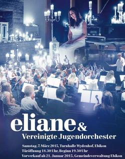 2015 - Plakat ELIANE und VJI