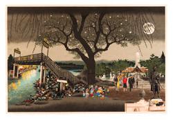Never Dream: Fireflies and Mangrove