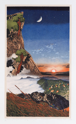 Love in Spring: Phu Chi Fah at Dawn