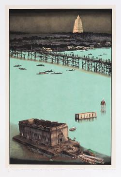 H.M. Blues: Underwater Temple Ruins