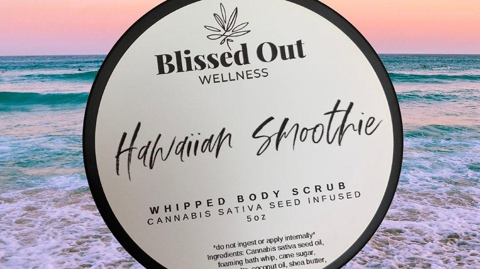 Hawaiian smoothie whipped scrub