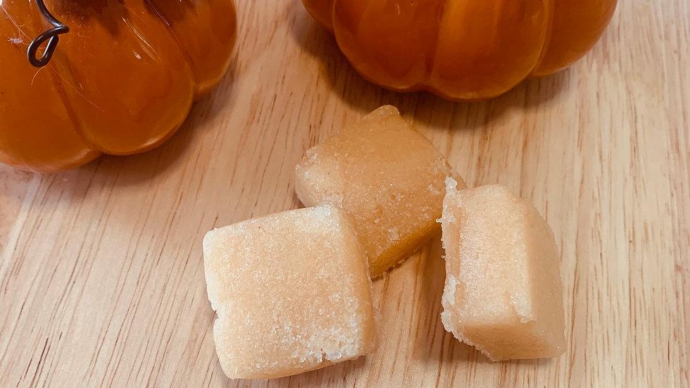 Pumpkin patch scrub