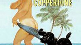 Coppertone bathbomb