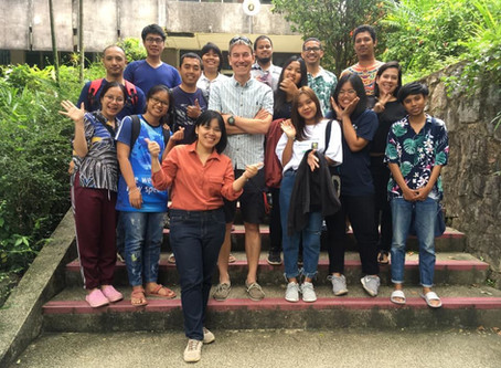 [Dec 2019] Seminars at Prince Songkal University, Thailand