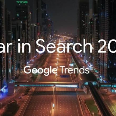 Google objavio listu najtraženijih pojmova u 2020.godini
