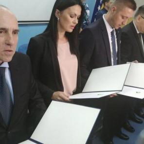 SDP i PDA odustaju od Vlade TK-a
