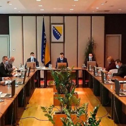 Podnesen zahtjev za smjenu Vijeća ministara BiH