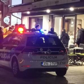 Pucnjava na Baščaršiji, ranjene dvije osobe
