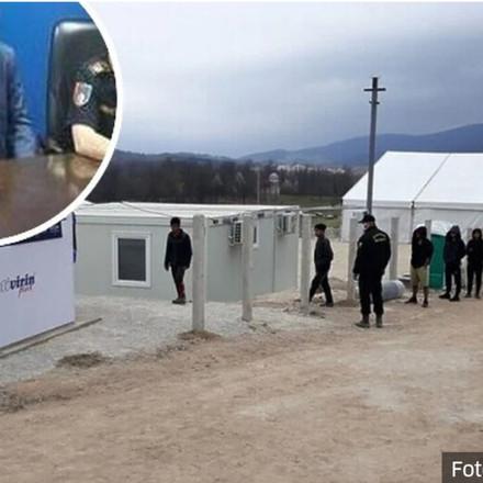 Ministar Kljajić: IOM i država nisu ispunili obećanja, novac se ne troši na migrante