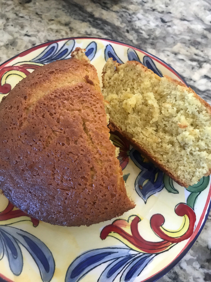 Most Amazing Moist and Fluffy Gluten Free Banana Bread! MELISSA HORNUNG