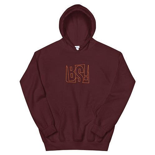 BS! Logo Outline - Hoodie