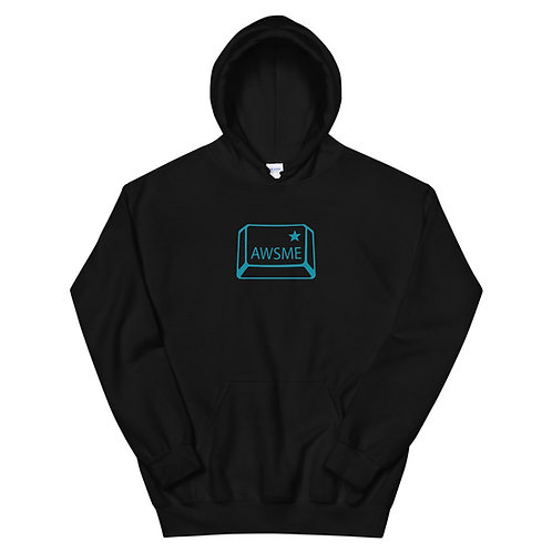 Press the Awesome Button - Hoodie