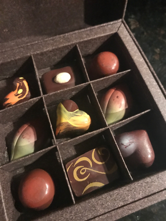 Soul Soothing Chocolate! York Confection is Born!MELISSA HORNUNG