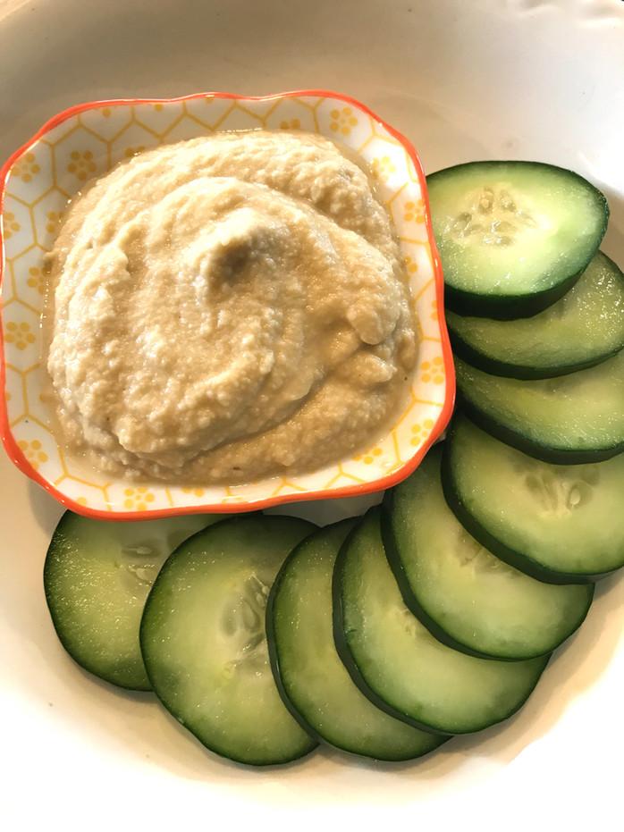Homemade Hummus MELISSA HORNUNG